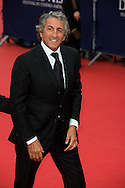 Richard Anconina arrives at the opening ceremony of 40th Deauville American Film Festival on September 5, 2014 in Deauville, France