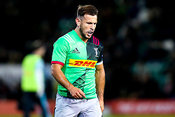 Danny Care of Harlequins - Mandatory by-line: Robbie Stephenson/JMP - 07/09/2018 - RUGBY - Franklin's Gardens - Northampton, England - Northampton Saints v Harlequins - Gallagher Premiership