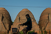 Vietnam - Brick Factories on the Mekong