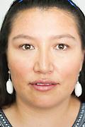 Yásnaya Aguilar es una licenciada en Lengua y Literatura Española, cursó la maestría en Lingüistica en la UNAM. Es una hablante nativa del mixe alto del sur (ayuujk). Su trabajo se centra en el estudio y difusión de la diversidad lingüistica de México y de lenguas en riesgo de desaparición.