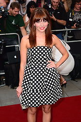 GQ Men of the Year Awards 2013.<br /> Ophelia Lovibond during the GQ Men of the Year Awards, the Royal Opera House, London, United Kingdom. Tuesday, 3rd September 2013. Picture by Nils Jorgensen / i-Images
