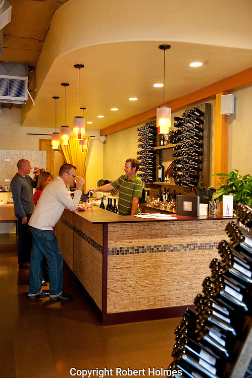 Ortman Family Winery, Paso Robles, California