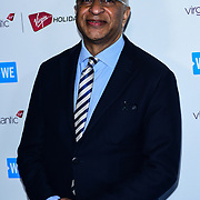 Lord Rumi Verjee Arrives at 2020 WE Day UK at Wembley Arena, London, Uk 4 March 2020.