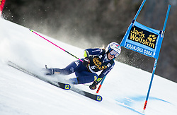 BASSINO Marta of Italy competes during the Ladies' GiantSlalom at 56th Golden Fox event at Audi FIS Ski World Cup 2019/20, on February 15, 2020 in Podkoren, Kranjska Gora, Slovenia. Photo by Matic Ritonja / Sportida