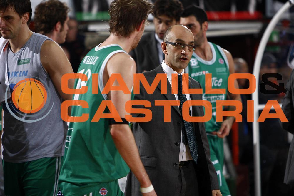 DESCRIZIONE : Caserta Lega A1 2008-09 Eldo Caserta Benetton Treviso<br /> GIOCATORE : Francesco Vitucci<br /> SQUADRA : Benetton Treviso<br /> EVENTO : Campionato Lega A1 2008-2009 <br /> GARA : Eldo Caserta Benetton Treviso<br /> DATA : 15/02/2009<br /> CATEGORIA : ritratto<br /> SPORT : Pallacanestro <br /> AUTORE : Agenzia Ciamillo-Castoria/E.Castoria