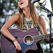 Kristen Sower at Summerseat  Festival on September 9, 2014.