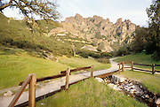 Hiking Trail, Climber Access Trail, Pinnacles National Monument, California , Pinnacles National Park,