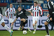 Onderwerp/Subject: Willem II - FC Utrecht - Eredivisie<br /> Reklame:  <br /> Club/Team/Country: <br /> Seizoen/Season: 2012/2013<br /> FOTO/PHOTO: Jens PODEVIJN (R) of Willem II in duel with Dave BULTHUIS (L) of FC Utrecht. (Photo by PICS UNITED)<br /> <br /> Trefwoorden/Keywords: <br /> #04 #22 $94 &plusmn;1342772348418<br /> Photo- &amp; Copyrights &copy; PICS UNITED <br /> P.O. Box 7164 - 5605 BE  EINDHOVEN (THE NETHERLANDS) <br /> Phone +31 (0)40 296 28 00 <br /> Fax +31 (0) 40 248 47 43 <br /> http://www.pics-united.com <br /> e-mail : sales@pics-united.com (If you would like to raise any issues regarding any aspects of products / service of PICS UNITED) or <br /> e-mail : sales@pics-united.com   <br /> <br /> ATTENTIE: <br /> Publicatie ook bij aanbieding door derden is slechts toegestaan na verkregen toestemming van Pics United. <br /> VOLLEDIGE NAAMSVERMELDING IS VERPLICHT! (&copy; PICS UNITED/Naam Fotograaf, zie veld 4 van de bestandsinfo 'credits') <br /> ATTENTION:  <br /> &copy; Pics United. Reproduction/publication of this photo by any parties is only permitted after authorisation is sought and obtained from  PICS UNITED- THE NETHERLANDS