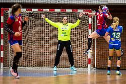 Branka Zec of Slovenia during friendly game between national teams of Slovenia and Serbia on 29th of September, Celje, Slovenija 2018