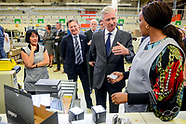 King Philippe visit Niko Company for 100 anniversary