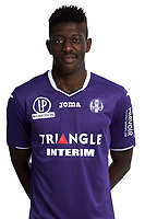 Ibrahim Sangare during Photoshooting of Toulouse for new season 2017/2018 on September 29, 2017 in Bordeaux, France. <br /> Photo : TFC / Icon Sport
