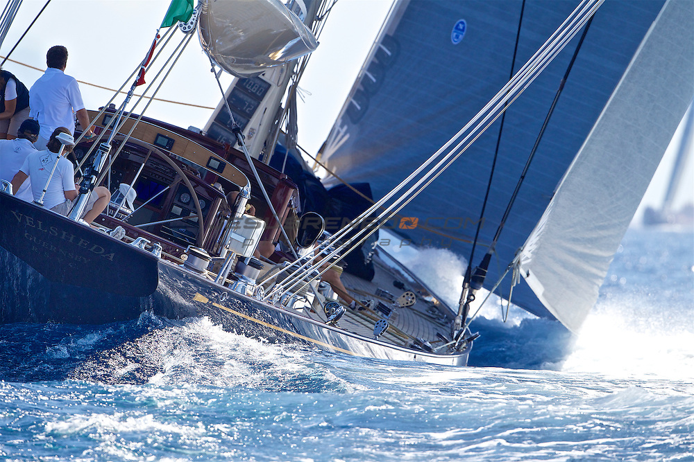 Rolex maxi world championships 2013,final day