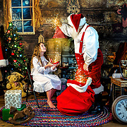 Santa's Magical World - Moon