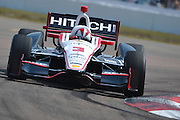 March 20-23, 2013 - St. Petersburg Grand Prix. Castroneves, Helio, Team Penske