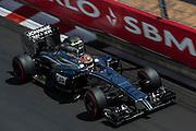 May 24, 2014: Monaco Grand Prix: Kevin Magnussen, McLaren-Mercedes