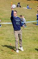 Stockholm, 10-09-2017<br /> <br /> <br /> Prince Daniel of Sweden joined a sports day at Haga Park Stockholm. Crown Princess Victoria with her daughter Princess Estelle and Prince Oscar also attend.<br /> <br /> <br /> <br /> <br /> <br /> Royalportraits Europe/Bernard Ruebsamen