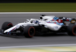 November 9, 2018 - Sao Paulo, Brazil - Motorsports: FIA Formula One World Championship 2018, Grand Prix of Brazil World Championship;2018;Grand Prix;Brazil ,  #18 Lance Stroll ( CAN, Williams Martini Racing) (Credit Image: © Hoch Zwei via ZUMA Wire)