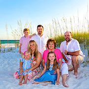 Hucks Family Beach Photos