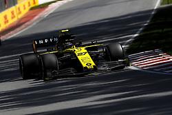 June 9, 2019 - Montreal, Canada - Motorsports: FIA Formula One World Championship 2019, Grand Prix of Canada, ..#27 Nico Hulkenberg (GER, Renault F1 Team) (Credit Image: © Hoch Zwei via ZUMA Wire)