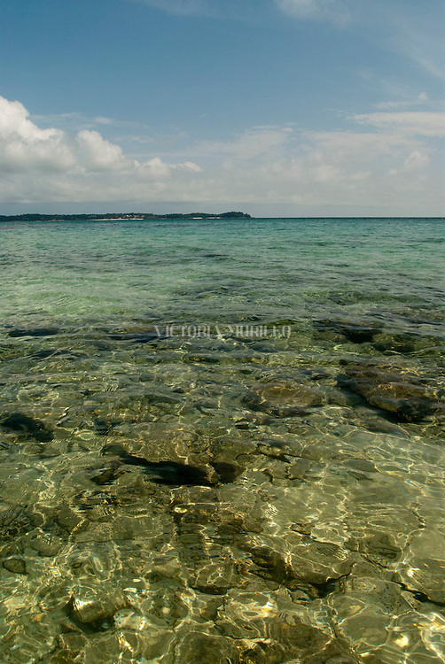 Isla Contadora, es una isla que forma parte del archipiélago de las Perlas, en el golfo de Panamá.<br /> El nombre de esta isla se debe a los españoles que  contaban en ese lugar, las perlas que capturaban en Panamá antes de enviarlas a España. Panamá, 12 de enero de 2012. (Daniel Ho/Istmophoto)
