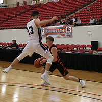 Men's Basketball: Wartburg College Knights vs. University of Wisconsin-Stevens Point Pointers