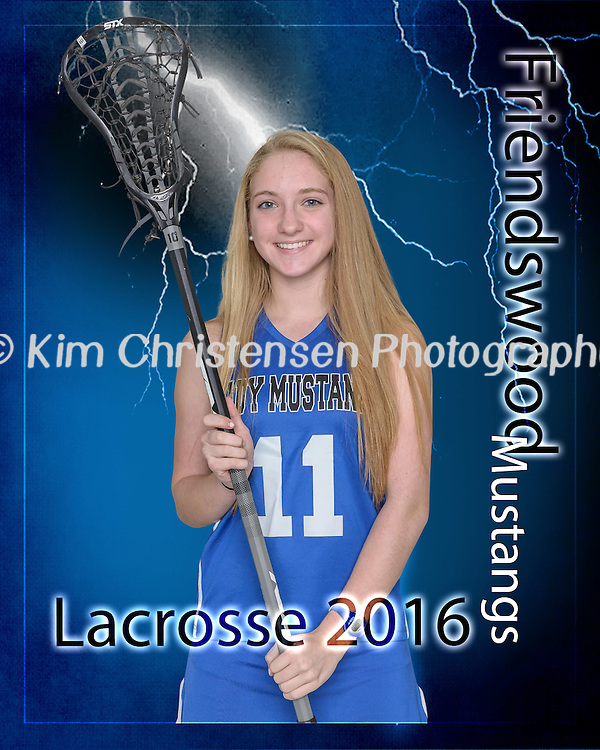 Friendswood Girls Lacrosse 2016 team photos