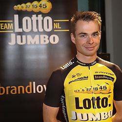 22-12-2016: Wielrennen: Presentatie Lotto Jumbo: Rijswijk  <br /> <br /> Bert Jan Lindeman