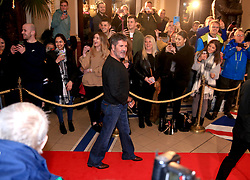 Simon Cowell attending the Britain's Got Talent Photocall at the Opera House, Church Street, Blackpool.