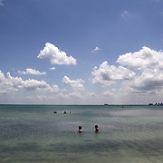 Crandon Park's beautiful two-mile beach is consistently named among the top ten beaches in the nation. It is one of the most popular recreation destinations in all of Miami-Dade County, enjoyed by millions of residents and tourists each year. On the northern part of Key Biscayne, It is connected to mainland Miami via the Rickenbacker Causeway.<br /> Photography by Jose More