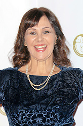 © Licensed to London News Pictures. 07/11/2013. Arlene Phillips at the Battersea Dogs & Cats Home Collars & Coats Gala Ball at Battersea Evolution, London UK. Photo credit: by Richard Goldschmidt/LNP