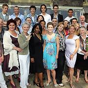 NLD/Amsterdam/20080515 - Nominatielunch John Kraaijkamp Musical Awards 2008, alle genomineerde zangers en zangeressen