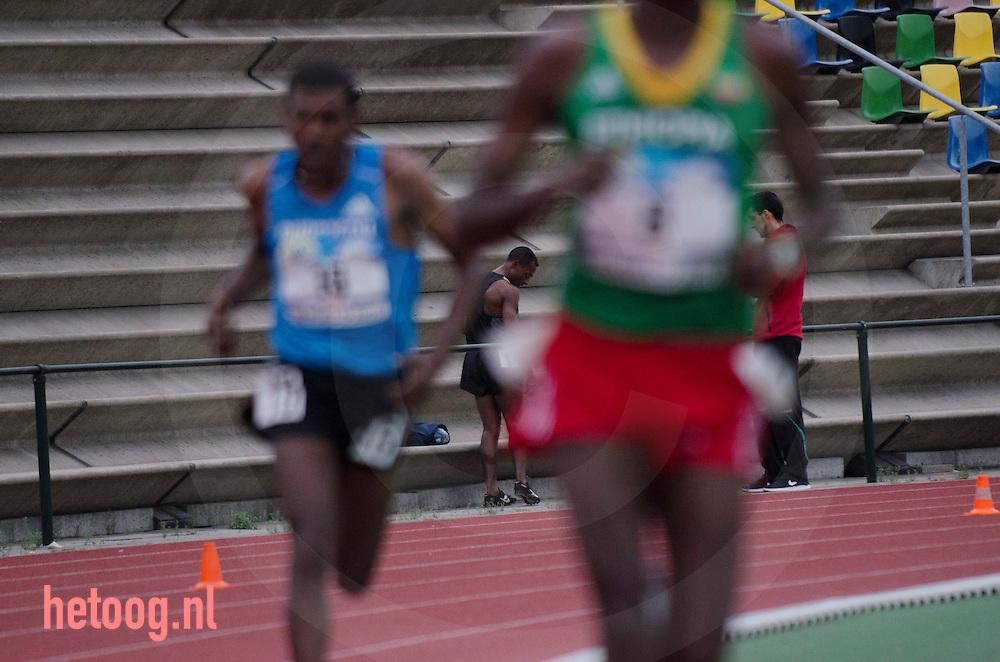 nederland,netherlands Hengelo 29 june 10K running 10.000 meters athletics Demelash (nr 5)  wins  news world leading time 26:51:11