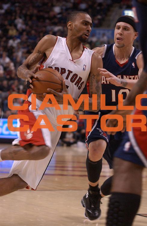 DESCRIZIONE : Toronto Campionato NBA 2008-2009 Toronto Raptors Atlanta Hawks<br /> GIOCATORE : Douby Quincy<br /> SQUADRA : Toronto Raptors Atlanta Hawks<br /> EVENTO : Campionato NBA 2008-2009 <br /> GARA : Toronto Raptors Atlanta Hawks<br /> DATA : 07/04/2009<br /> CATEGORIA : penetrazione<br /> SPORT : Pallacanestro <br /> AUTORE : Agenzia Ciamillo-Castoria/V.Keslassy<br /> Galleria : NBA 2008-2009<br /> Fotonotizia : Toronto Campionato NBA 2008-2009 Toronto Raptors Atlanta Hawks<br /> Predefinita :