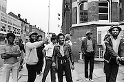 Matumbi - Clapham Photosession - London 1980