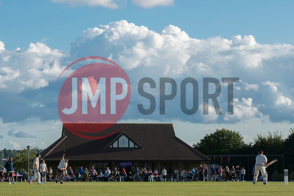 A general view of Westbury Fields as Bristol Rugby play an exhibition game against Bishopston Cricket Club - Photo mandatory by-line: Dougie Allward/JMP - Mobile: 07966 386802 - 29/07/2015 - SPORT - Cricket - Bristol - Westbury Fields - Bishopston CC v Bristol Rugby - Exhibition Game