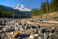 Nisqually River - Mount Rainier National Park, WA