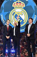 Florentino Perez<br /> Kiev 26-05-2018 Kiev Olympic Stadium <br /> Football Champions League 2017/2018 Final Real Madrid - Liverpool Foto Matteo Gribaudi/Image Sport/Insidefoto