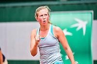 Joie Emily ARBUTHNOTT - 02.06.2015 - Jour 10 -Roland Garros 2015<br /> Photo : David Winter / Icon Sport