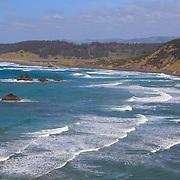 Cape Blanco North Overlook - Oregon Coast