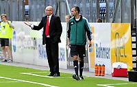 Fotball Herrer UEFA Europa League 2013<br /> Marienlyst Stadion Gamle Gress  18.07.2013<br /> <br /> Strømsgodset vs Debrecen<br /> <br /> Resultat <br /> <br /> Foto: Robert Christensen Digitalsport<br /> <br /> Debrecen Trener Elemer Kondas