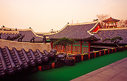buddhist temple, South Korea