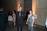 ADRIAN GLEW, Archive 40 Reception. 40th Anniversary of the Tate archive. Tate Britain. Millbank. London. 25 October 2010. -DO NOT ARCHIVE-© Copyright Photograph by Dafydd Jones. 248 Clapham Rd. London SW9 0PZ. Tel 0207 820 0771. www.dafjones.com.