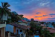 Sunset view from Vista Grill, Puerto Vallarta, Jalisco, Mexico