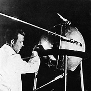Sputnik I the first space satellite