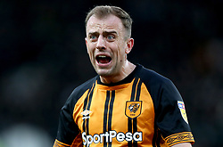 Hull City's Kamil Grosicki reacts on the pitch during the match