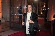 MRS. AIDEN BARCLAY, Hollywood Costume gala dinner, V and A. London. 16 October 2012