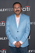 "RIZWAN MANJI attends the NBC Presentation of ""Perfect Harmony"" at the 2019 PaleyFest Fall TV Previews at the Paley Center for Media in Beverly Hills, California"