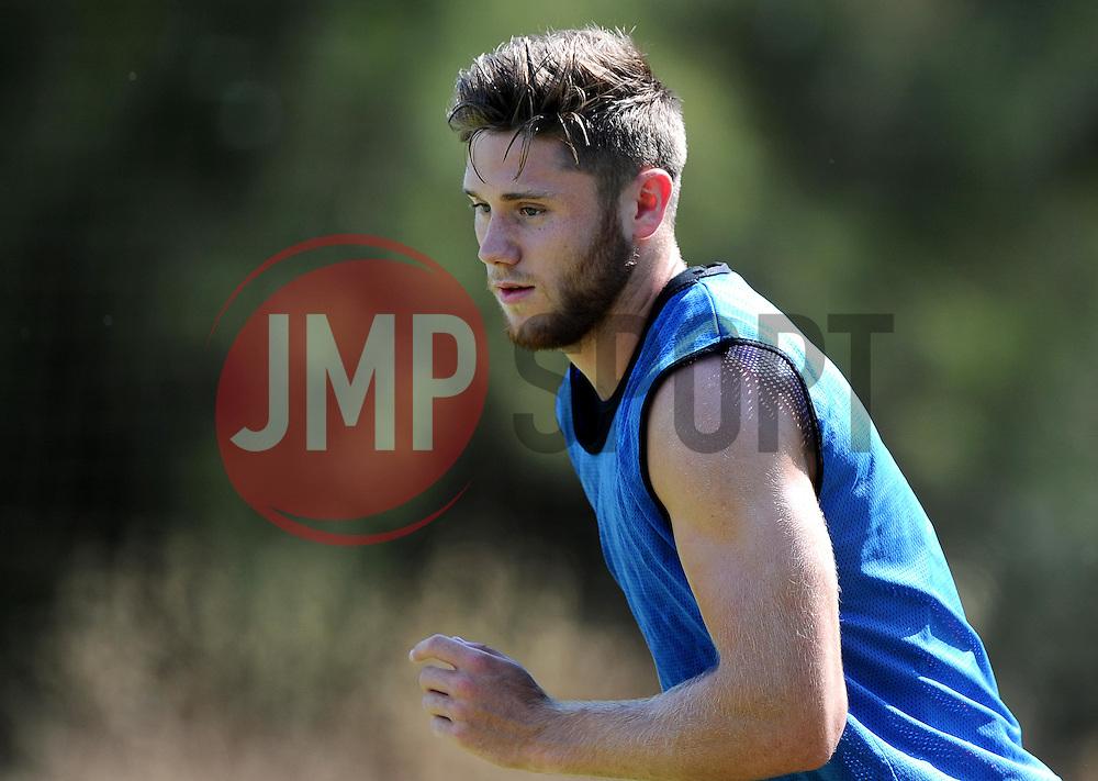 Wes Burns of Bristol City  - Photo mandatory by-line: Joe Meredith/JMP - Mobile: 07966 386802 - 17/07/2015 - SPORT - Football - Albufeira -  - Pre-Season Training