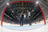 REGINA, SK - MAY 25: Taylor and Brock at the Brandt Centre on May 25, 2018 in Regina, Canada. (Photo by Marissa Baecker/CHL Images)