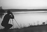 Fotografera solnedgången